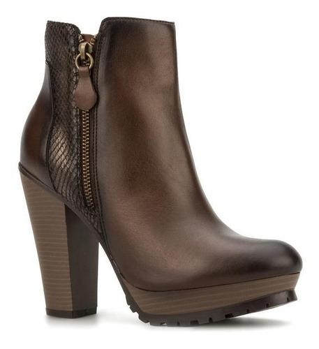 ankle boot café 2397382