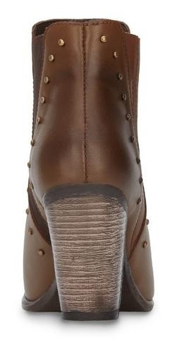 ankle boot café 2600321