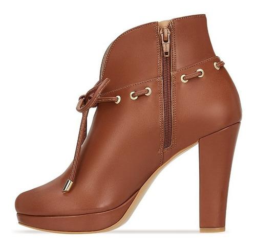 ankle boot café 2620046