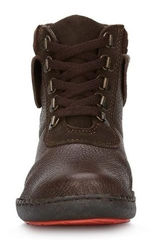 ankle boot café 2620602