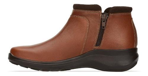 ankle boot café 2620626