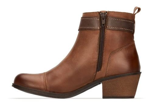 ankle boot café 2622446