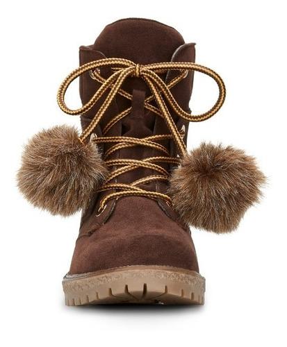ankle boot café 2622767
