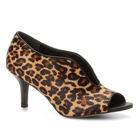 7d4ef4ddac Bota Imita O Couro De Cobra Feminino Ankle Boots - Botas Amarelo no ...