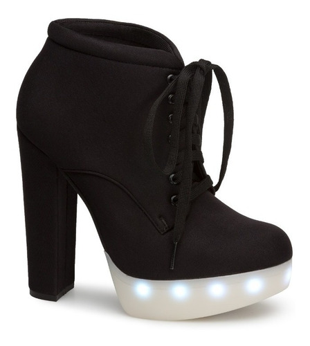 ankle boot negro 2461922