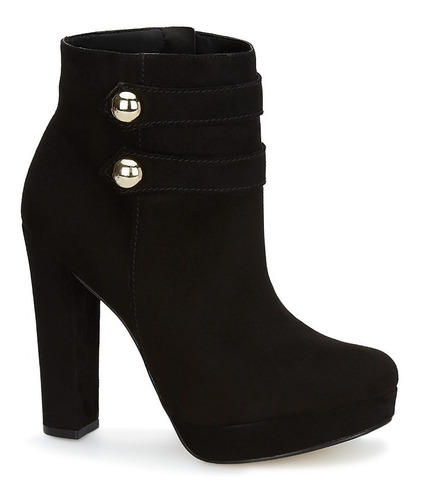 ankle boot negro 2593463
