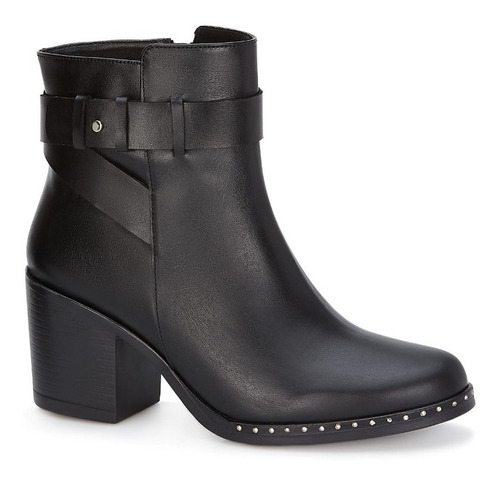 ankle boot negro 2602424