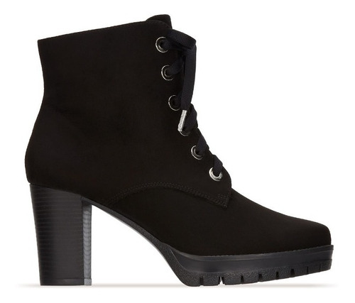 ankle boot negro 2611280