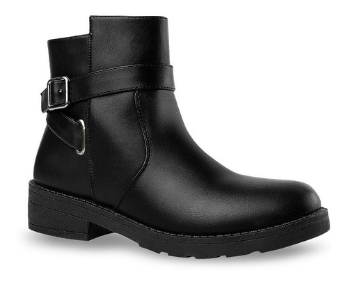 ankle boot negro 2617923
