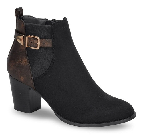 ankle boot negro 2618227