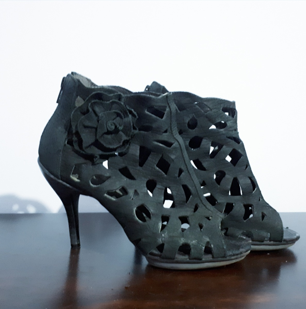 e175ee09d Ankle Boot Ramarim Total Comfort - R$ 35,00 em Mercado Livre