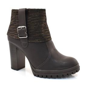 047ba1aa3 Dakota Calcados - Sapatos para Feminino Marrom com o Melhores Preços no  Mercado Livre Brasil