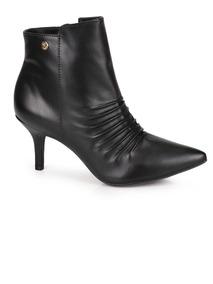 0728aee5b Ankle Boot Ramarim Coleção 2013 Via Uno - Botas com o Melhores Preços no  Mercado Livre Brasil