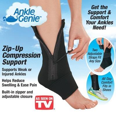 ankle genie - tobilera compresión y estabilización