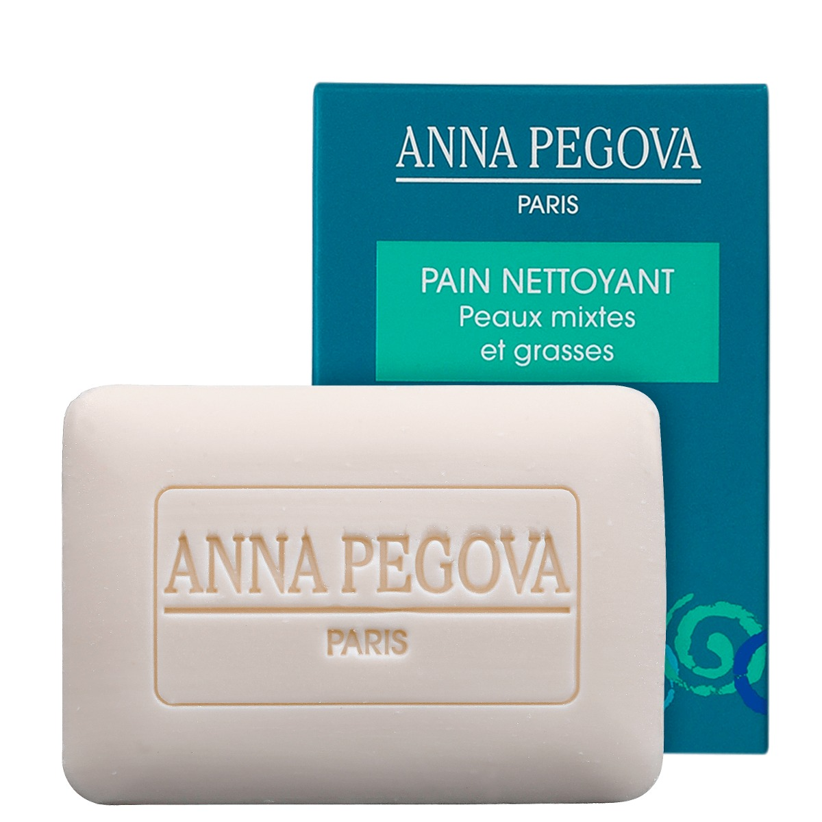Resultado de imagem para Anna Pegova LTH Syndet Pain Nettoyant Peaux Grasses - Sabonete em Barra Facial 75g