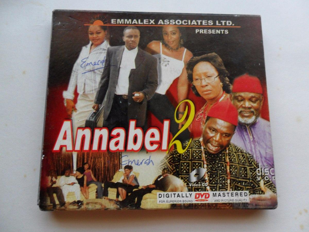 Filme Africano pertaining to annabel vol, 1 e 2 - box 4 vcds filme africano em inglês - r$ 59