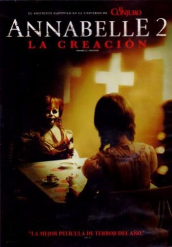 annabelle 2 dos la creacion creation pelicula dvd