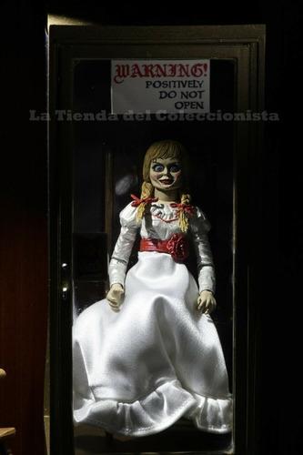 annabelle muñeca de lujo ultimate neca original