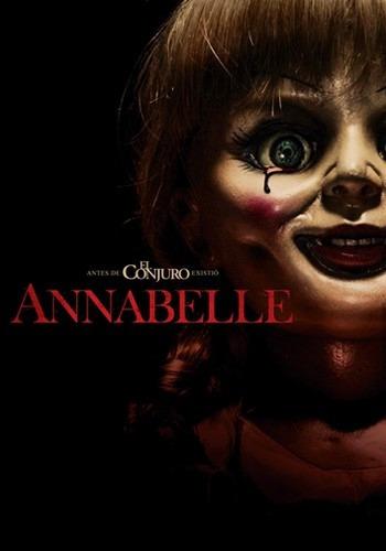 annabelle pelicula dvd