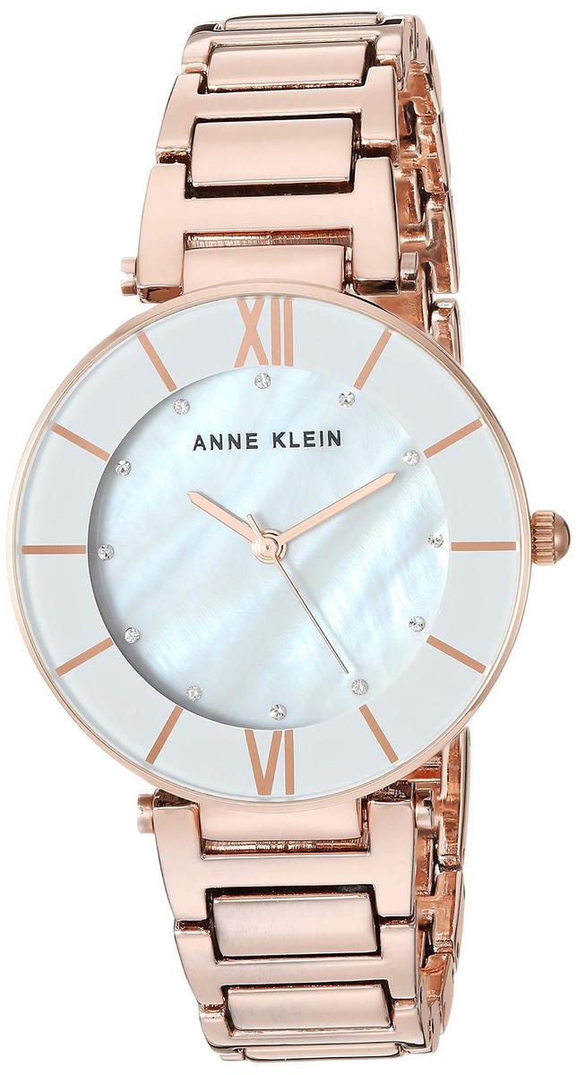 a3291294f646 Anne Klein Ak 3198lgrg - Reloj De Pulsera Para Mujer Con Cri -   229.222 en  Mercado Libre