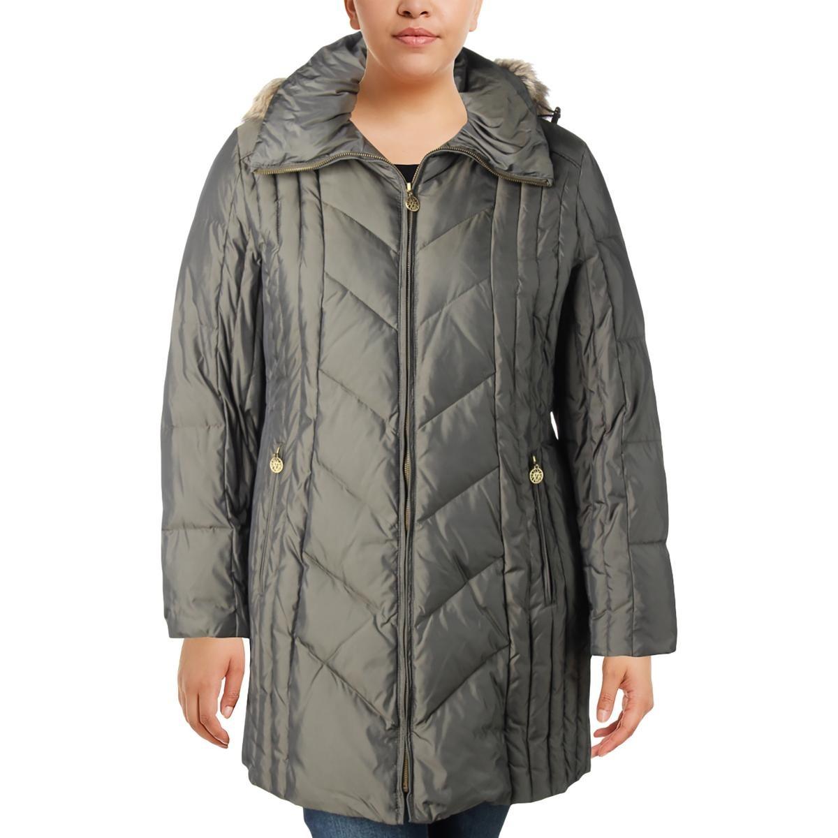c9bf0268dd5 anne klein para mujer invierno abajo globo parka chaqueta. Cargando zoom.
