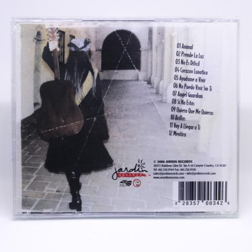 annette moreno - cd original