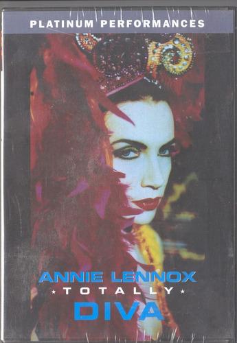 annie lennox - totally diva dvd