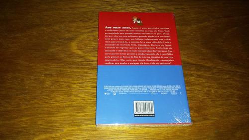 annie - thomas meehan - livro novo