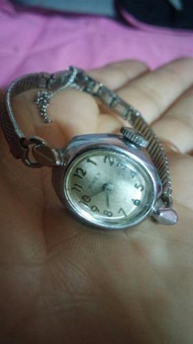 anntiguo reloj pulsera dama