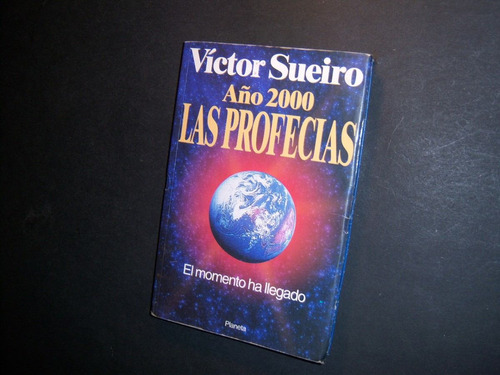 año 2000 las profecías. víctor sueiro