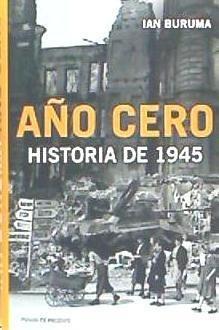 año cero(libro )