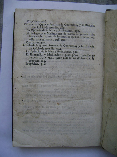 año christiano, o exercicios devotos / madrid / 1807
