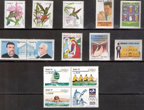 ano completo selos