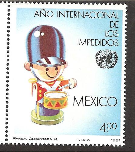 año internacional de los impedidos, 1981  nueva juguete