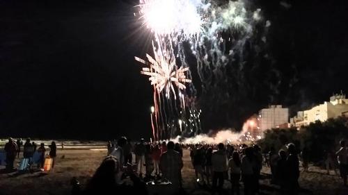 año  nuevo en mundo marino