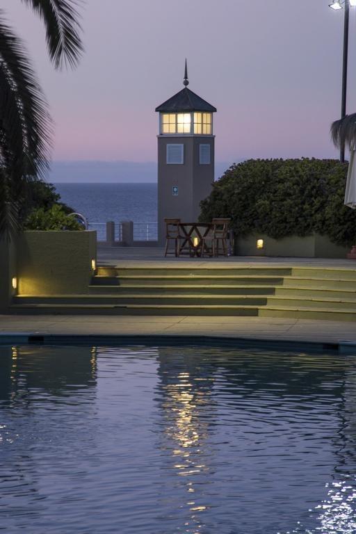 año nuevo resort&spa hippocampus, vista fuegos artificiales