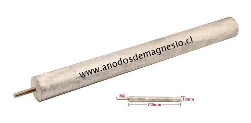 ánodos de magnesio termos splendid wm (30/50/80 lts)