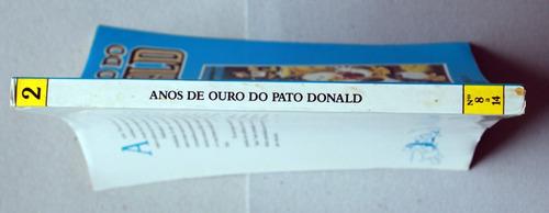 anos de ouro do pato donald - vol. 2