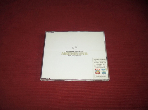 another level / holding back the years - cd single