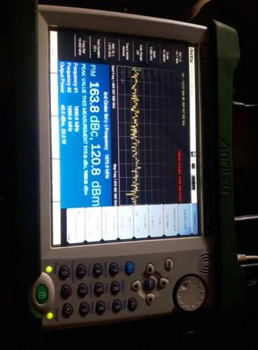 anritsu servicio técnico s332d s331d s331l site master vswr