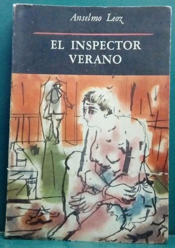 anselmo leoz - el inspector verano