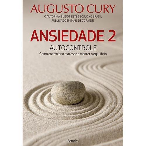 ansiedade 2 autocontrole livro augusto cury frete 9