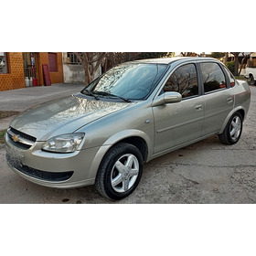 Ant $219000.- Chevrolet Classic 1.4 Lt Pack 2011 Permuto