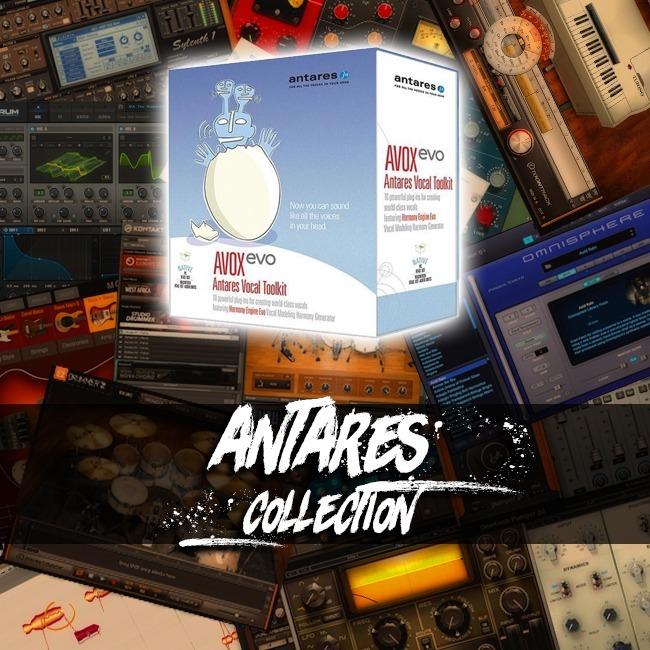 Antares Collection Autotune | Vst Au Rtas | Win Mac