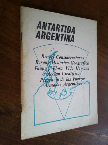 antártida argentina (geografía, fauna, flora, historia)
