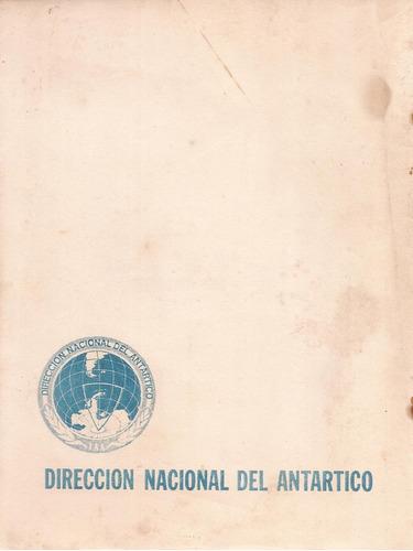 antártida argentina·=·dirección nacional del antártico
