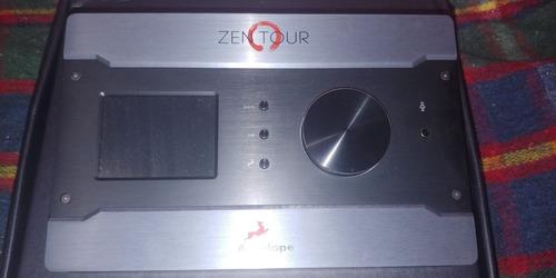 antelope zen tour !!! superior : universal audio apollo 8