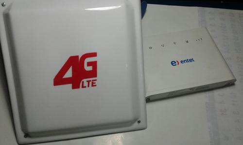 antena 4g lte para modem huawei tplink y otros alta ganancia
