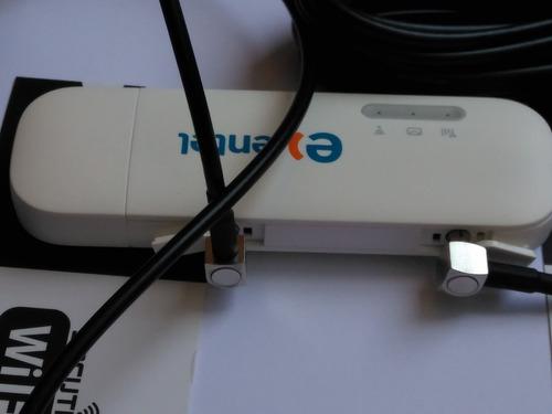 antena 4g lte para modem huawei - zte