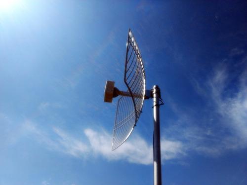 antena 4g rural internet mimo 2x2 estudio de factibilidad